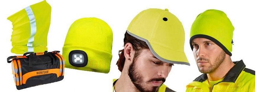 Complementos de alta visibilidad para vestuario laboral. | Navendi