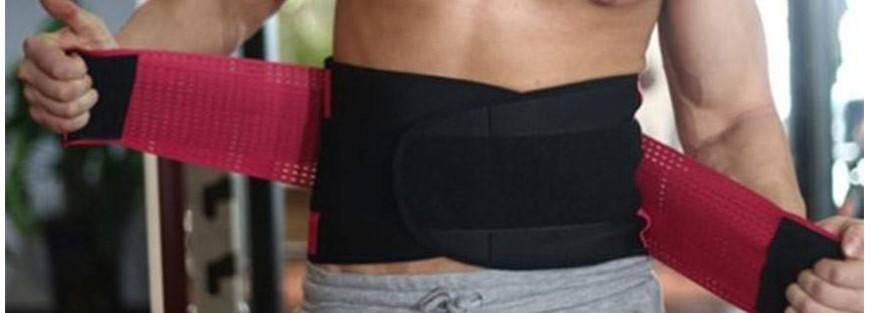 Elementos de protección preventiva de lesiones laborales