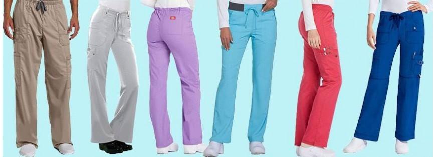 Pantalones sanitarios para hombre y mujer a los mejores precios