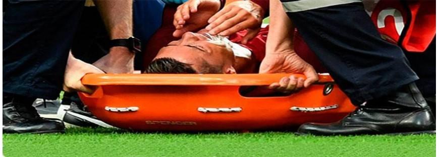 Camillas de rescate y evacuación de heridos en situaciones críticas