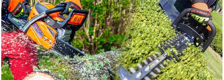 Vestuario y equipos para trabajos en el bosque y el jardín | Navendi