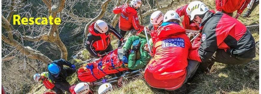 Vestuario para equipos de rescate y salvamento -Bomberos-
