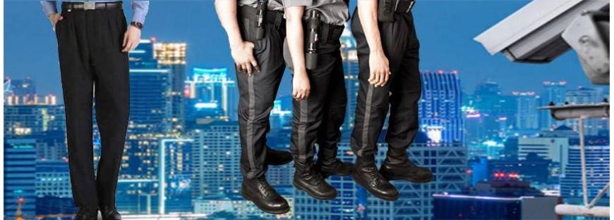 Pantalones para vigilantes de seguridad