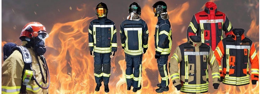 Vestuario profesional para bomberos. Compra online | Navendi