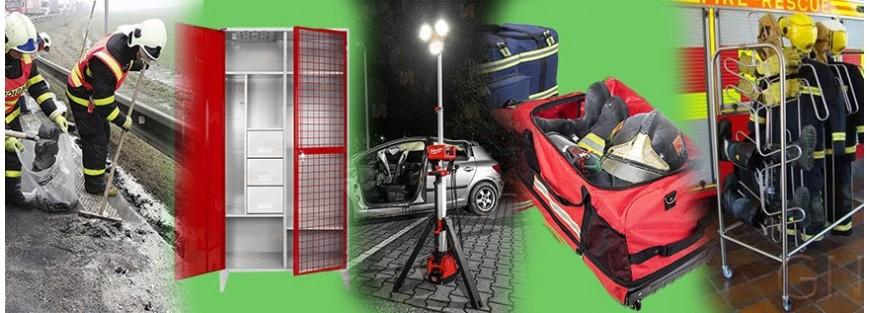 Complementos de vestuario para bomberos profesionales | Navendi