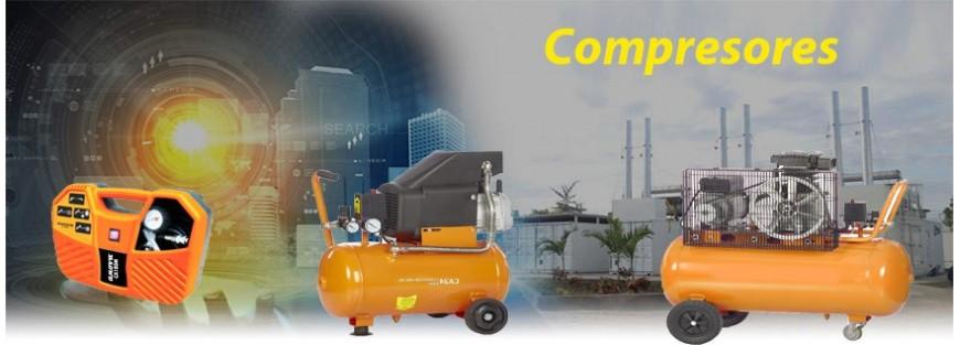 Compresores de aire. Compra online | Navendi