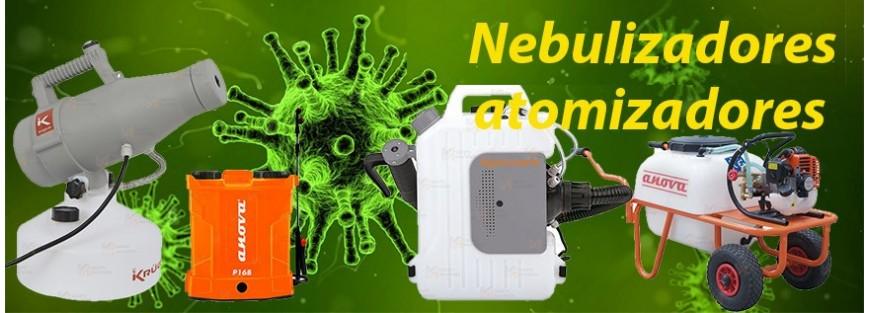 Nebulizadores, atomizadores para la desinfección del COVID-19 |Navendi