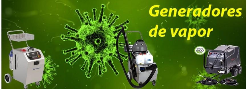 Generadores de Vapor para la industria y la sanidad | Navendi