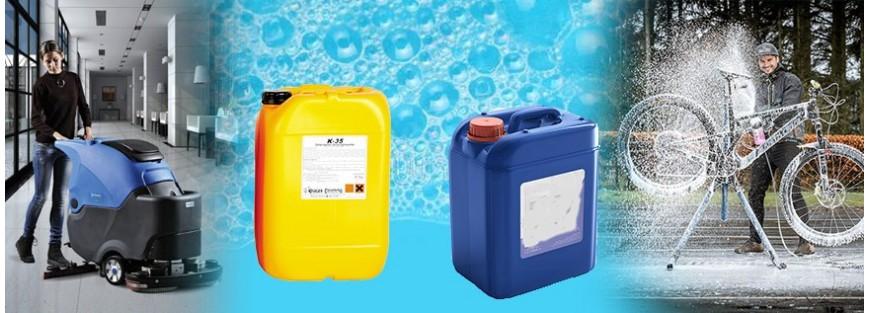 Detergentes, Desinfectantes, Antiespumantes. Compra online | Navendi