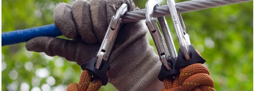 Mosquetones o conectores para escalada. Compra online | Navendi