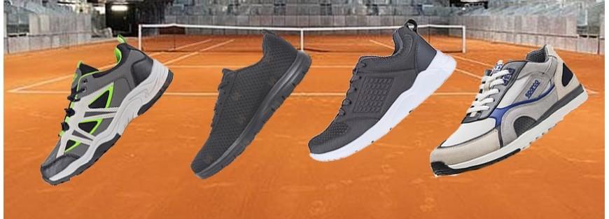 Calzado especial para el tenis