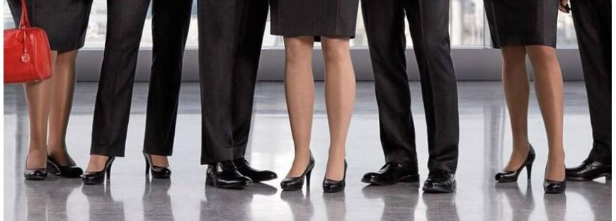 Calzado cómodo y específico para uniformidad